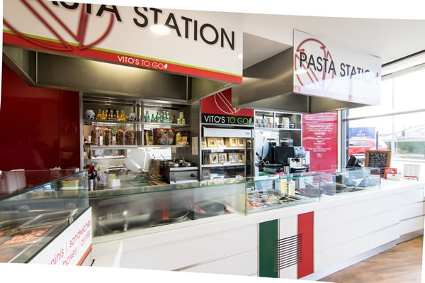 Vitos transition interiors for Vitos italian kitchen